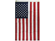 Gym Or Auditorium U.S. Flag Banners