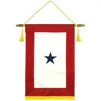 "440191 8'' x 15"" Service Star Banner-0"