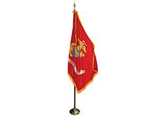 Marine Corps Indoor Parade Set