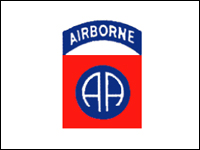 070256 82nd Airborne 3' x 5' Polyester Flag-0