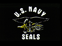 070261 U.S. Navy Seals 3' x 5' Polyester Flag-0