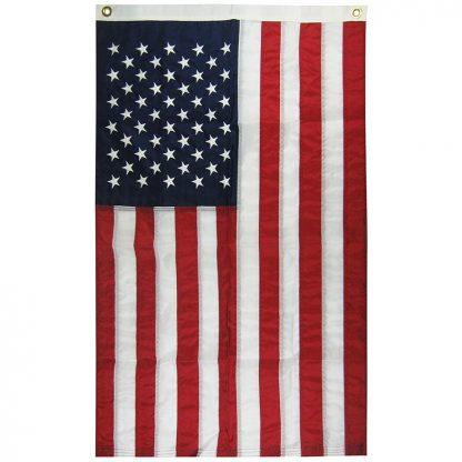 NFB-163 12' X 8' Vertical U.S. Flag Banner-0