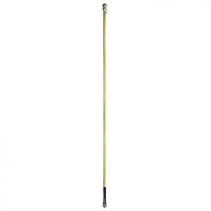 ADP-850CS 8' Gold Aluminum Display Pole-45376