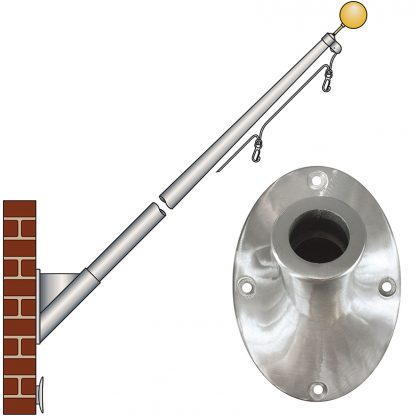 323070 Outrigger Wall Mount Series Eco12-0
