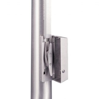 HC-105 5' Silver Halyard Cover-0