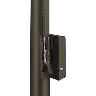 HC-205 5' Bronze Halyard Cover-0
