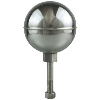 "330044 8"" Stainless Steel Ball w/ Mirror Finish-0"