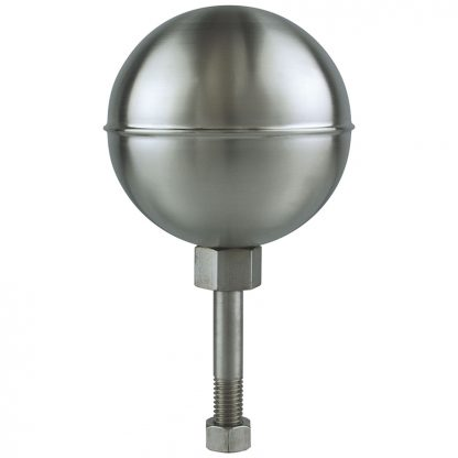 """330040 12"""" Stainless Steel Ball W/satin Finish-0"""