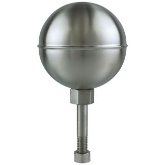"""330035 4"""" Stainless Steel Ball w/ Satin Finish-0"""