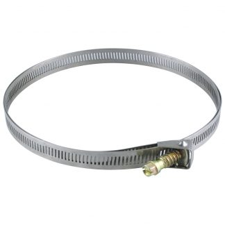 "SSM-115 Stainless Steel Mounting Strap - For Pole 12"" Dia. or Less-0"