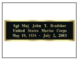 ENGRAVING Engraving Charge for Flag Cases-0