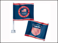 USOC-TEAMUSACF USOC Team USA Car Flag-0