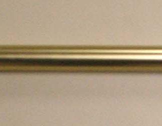 """APP-130 Adjustable Aluminum Parade Pole 5-9 1/2' X 1 1/8"""" (no Ball Ornament)-0"""