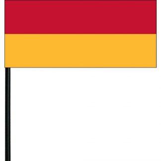 "MRF-46-GERMANY Germany 4'' x 6"" Staff Mounted Rayon-0"