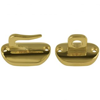 050456 Plated Metal Hook & Eye-0