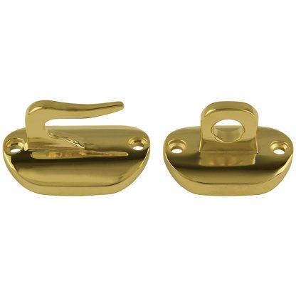 050456 Plated Metal Hook & Eye-0