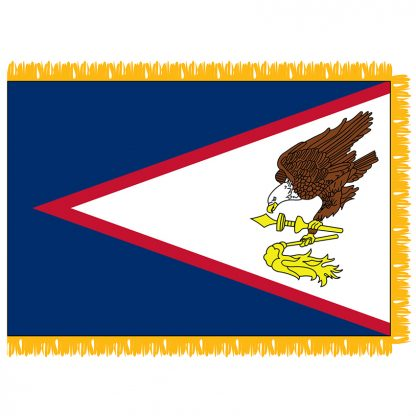 SFI-204-AMERICANSAMO American Samoa 4' x 6' Indoor Flag-0