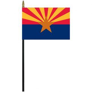 """MRF-46-ARIZONA Arizona 4"""" x 6"""" Staff Mounted Rayon-0"""