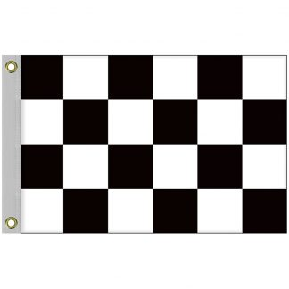 BWF-23 2' x 3' Outdoor Checkered Flag-0