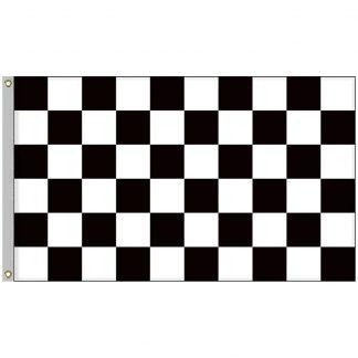 BWF-35 3' x 5' Outdoor Checkered Flag-0