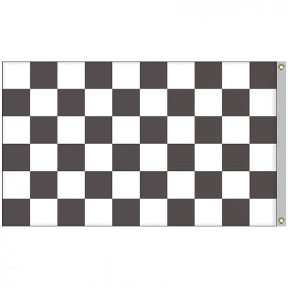 BWF-35 3' x 5' Outdoor Checkered Flag-45385