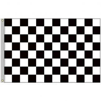 BWF-46 4' x 6' Outdoor Checkered Flag-0