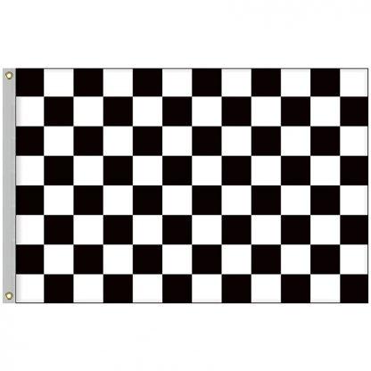 BWF-46 4' x 6' Outdoor Checkered Flag-0