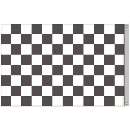 BWF-46 4' x 6' Outdoor Checkered Flag-45387