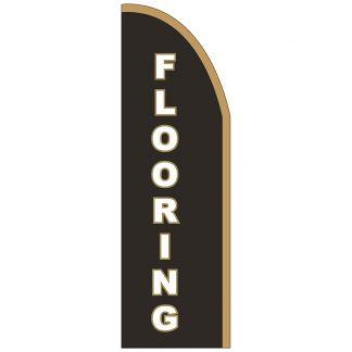 FF-T2-310-FLOORING Flooring 3' x 10' Half Drop Feather Flag-0