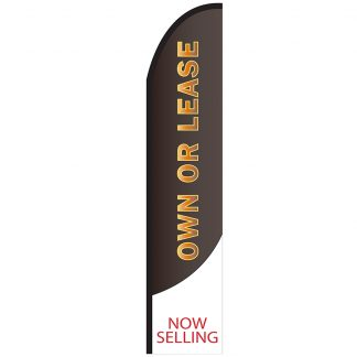 FF-T2-315-OWNORLEASE Own or Lease 3' x 15' Half Drop Feather Drop-0