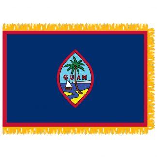 SFI-204-GUAM Guam 4' x 6' Indoor Flag-0