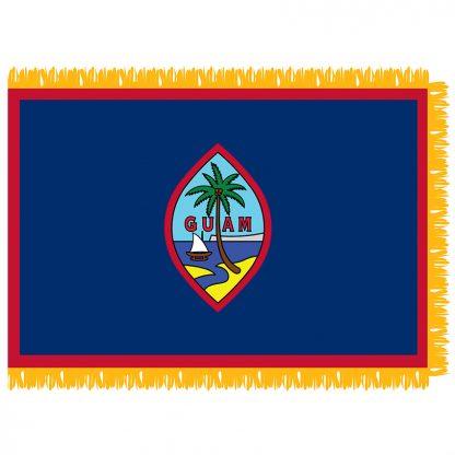 SFI-203-GUAM Guam 3' x 5' Indoor Flag-0