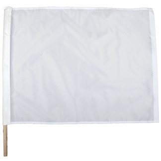 "IRM-130 24"" x 30"" One Lap to Finish Nylon Auto Racing Flag-0"