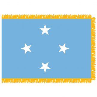 SFI-204-MICRONESIA Micronesia 4' x 6' Indoor Flag-0