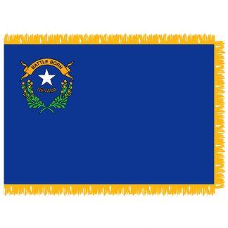 SFI-204-NEVADA Nevada 4' x 6' Indoor Flag-0
