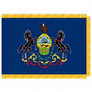 SFI-203-PENNSYLVANIA Pennsylvania 3' x 5' Indoor Flag-0