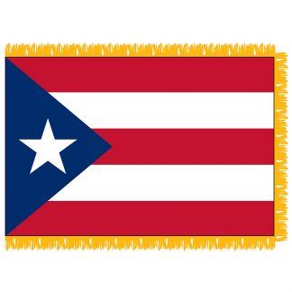 SFI-204-PUERTORICO Puerto Rico 4' x 6' Indoor Flag-0
