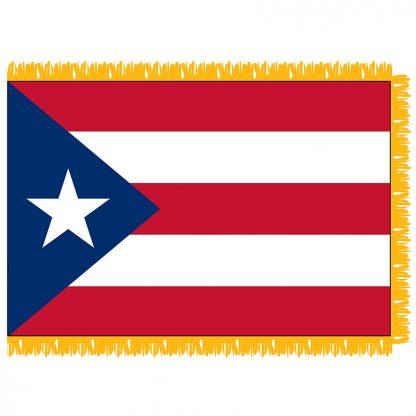 SFI-203-PUERTORICO Puerto Rico 3' x 5' Indoor Flag-0
