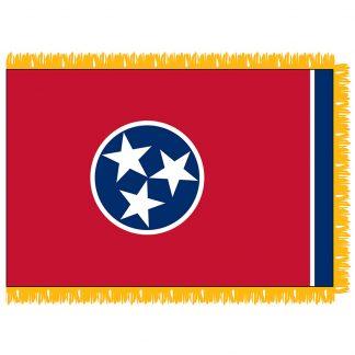 SFI-203-TENNESSEE Tennessee 3' x 5' Indoor Flag-0