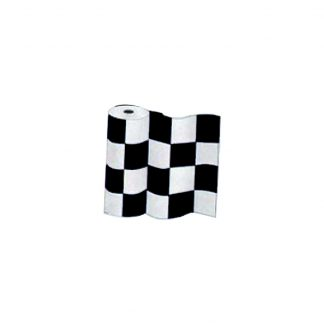 RTB-105 Checkered Bunting - Black / White-0