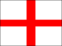 England - Cross of St. George