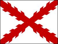 Cross of Burgundy (Spanish Cross)