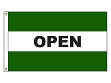 Open - Green