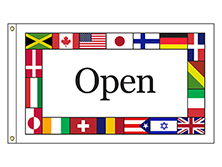 Open - International