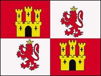 Royal Standard of Spain (Lions & Castles)