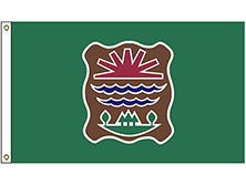 Abenaki Tribe Flag