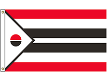 Arapaho of the Wind River Tribe Flag