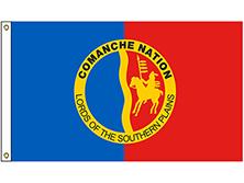 Comanche Nation Tribe Flag