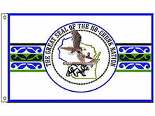 Ho-Chunk Tribe Flag