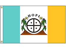 Hopi Tribe Flag